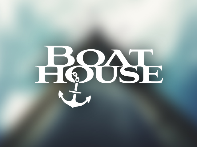 Boathouse Logo Design