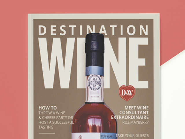 Destination Wine Magazine